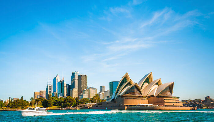 see in Australia
