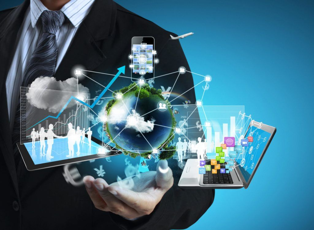 technology important for the development of business