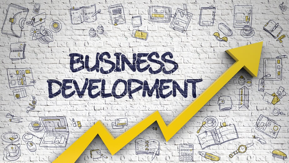 development of business